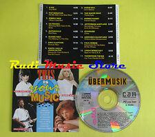 CD THIS IS YOUR MUSIC compilation 89 A-HA ULTRAVOX CLAPTON (C6) no mc lp dvd vhs