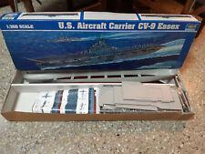 U.S. Aircraft Carrier USS Essex CV-9   TRUMPETER  05602    1/350th