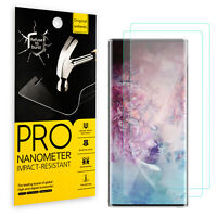 For Samsung Galaxy Note 10+ Plus 5G S10+ Full Cover Protective Screen Protector