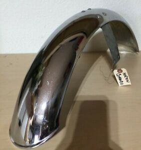 NORTON COMMANDO 750 850 CHROME FRONT FENDER