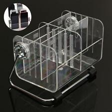 Clear TV VCR DVD Remote Control Phone Key Pen Organizer Storage Box Stand Holder