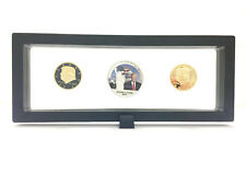 Floating Coin Magic 3D Frame - Hold Coins Wth/Without Capsule Or DisplayJewelry