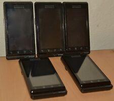 Motorola Droid A855 - Verizon - Lot of 5