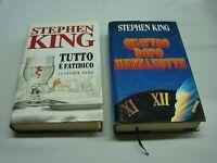 (Stephen King) Tutto è fatidico + Quattro dopo mezzanotte 2002 Mondolibri