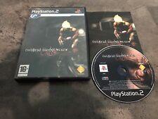 PS2 : TWISTED METAL BLACK ONLINE