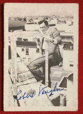 THE MAN FROM UNCLE - Robert Vaughn, Napoleon Solo - A & BC Ltd - Card #01, 1965