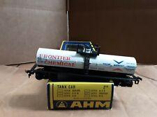 AHM HO Frontier Chemical Tank Car