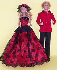 Barbie Sindy KEN, gli abiti, feste, matrimoni, PROM Abbigliamento-SPLENDIDO