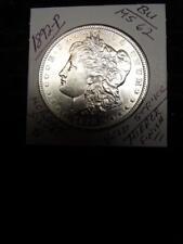 1892-P (BU) Morgan Silver Dollar, BRIGHT UNCIRCULATED & MIRROR Finish