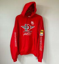Ducati Superbike World Champions Motorcycle Racing Hoodie Sweatshirt 2XL Agip