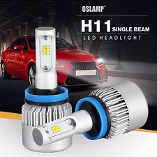 H11 H8 H9 LED 252W 25200LM Headlight Conversion Fog Lamp Light Bulbs White 6500K