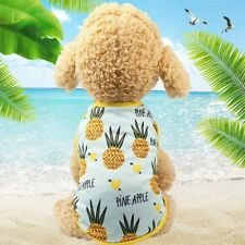 NEW Pineapple Tshirt for small dogs size S