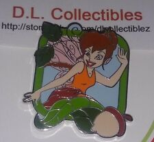 Disney Peter Pan Faries of Pixie Hollow Fawn with Acorn Pin
