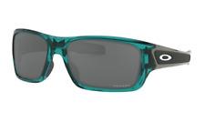 Turbina Oakley Xs Translúcido Artic Surf Prizm Irídio Óculos de Sol OJ9003-1457