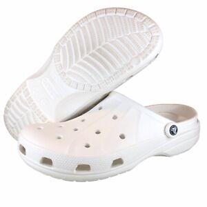 Crocs Ralen Clog White - Men's Size 13