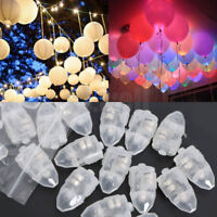 50pcs LED balloons Light up Balloons PERFECT PARTY Wedding Birthday Party Decor