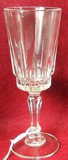 ARCOROC glassware LANCER pattern Iced Tea Glass or Goblet - 6-1/8""