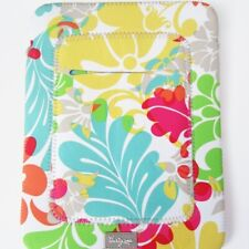 Thirty-One Tote-A-Tablet Island Damask