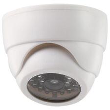 Dummy Fake CCTV Security Dome Camera - Adjustable Indoor - Decoy Imitation