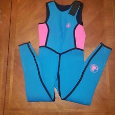 Body Glove Women's Retro Sleeveless Wetsuit Size Medium - 7. 4mm (Estimate)
