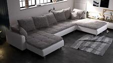 Couch Couchgarnitur VOLCANO Polsterecke Schlafsofa Sofa Wohnlandschaft NEU
