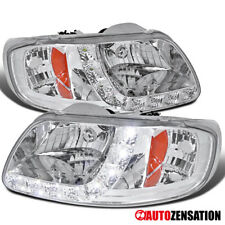 97-03 Ford F150/97-02 Expedition 1pc Crystal Clear LED Headlights Left+Right
