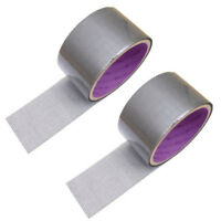 2EA Screen Repair Kit Fiberglass Covering Wire Mesh Repair Tape (1.9 x 78.7 in)