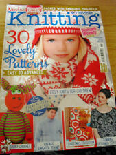 December Knitting Monthly Craft Magazines in English