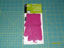Dritz LongArm QUILTER'S COMFORT GLOVES with Gripper Dots - LARGE - Item No 3716