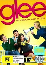 Glee - Season 1 - DVD - 7 Disc Set - Brand New and Sealed