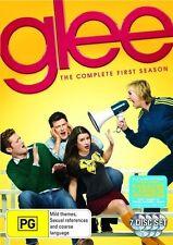 Glee : Season 1 - (7-Disc Set) - NEW DVD - Region 4