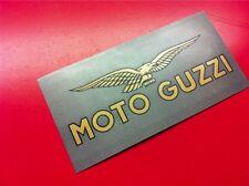 Moto Guzzi Autocollant Résistant Al Chaleur 200° Degrés