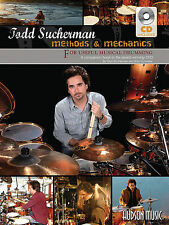TODD SUCHERMAN METHODS & MECHANICS *NEW* DRUM 2 DVD SET