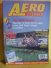 AEROMODELLER JULY 1993  ERNI STRUTT DAVE KENNEY MODEL AIRCRAFT MAG