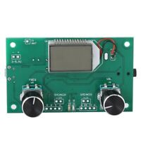 FM Radio Receiver Module 87-108MHz Frequency Modulation Stereo Receiving Bo X9H3