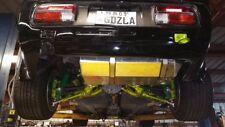Datsun 240Z fuel tank - factory location - for carburetors