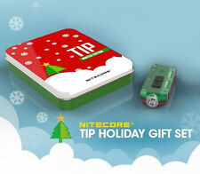 Gift Edition: Nitecore Tip Winter Rechargeable Key Light-360 Lumen - Red/Green