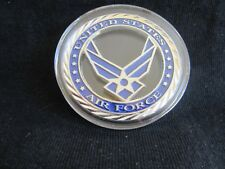 UNITED STATES AIR FORCE MEDAL- EXCELLENCE IN ALL WE DO ..... ....#D.7/888