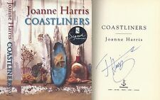 Joanne Harris - Coastliners - Signed - 1st/1st