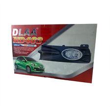 DLAA Honda AMAZE NEW MODEL White Fog Lamps Lights Assembly Bumper Light Lamps.