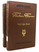 Upton, George P.  THEODORE THOMAS: A MUSICAL AUTOBIOGRAPHY IN TWO VOLUMES  1st E