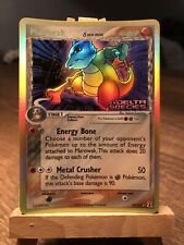 Marowak 10/113 Ex Delta Species NM/M Stamped Goldname Pokemon Card