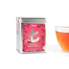 Dilmah Rose with French Vanilla Tea Bags