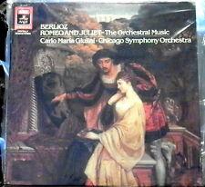 Berlioz/Giulini  Romeo & Juliet - The Orchestral Music   DMM EMI/Angel