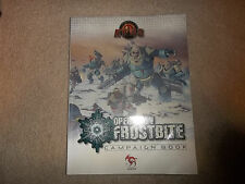 Rackham AT-43 Operation Frostbite Campaign Book
