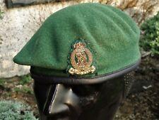 56 CM Adjutant General Corps Officer's Beret Hat Cap Military British Army AGC