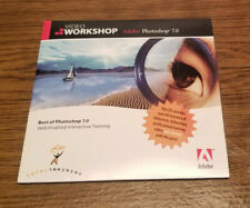 Video Workshop Photoshop 7.0 Interactive Training Software Installation CD