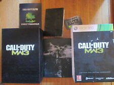 Call Of Duty MW3 (EDITION COLLECTOR HARDENED) / Jeu XBOX 360 / Complet