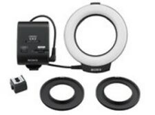 Sony HVL-RLA Macro Photography Ring Light for DSCF707/F717/F828/V3/R1 Cameras