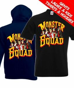 The Monster Squad 80s Movie T Shirt / Hoodie